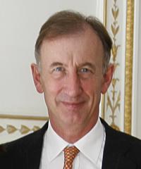 Present Head of the School, Donald Lambie