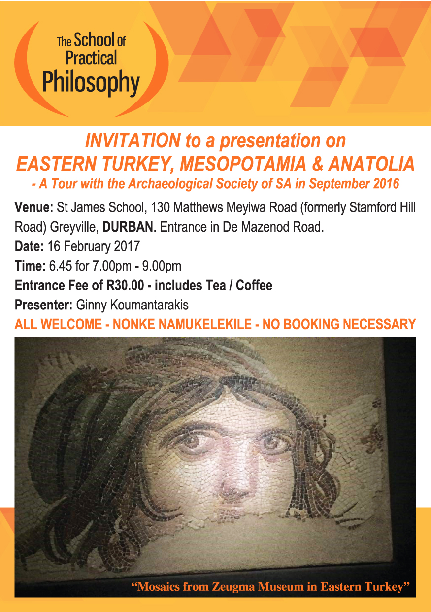 Presentation on Turkey on 16 February 2017