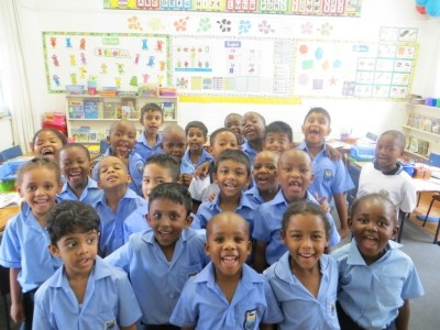 St James Durban kicks off the New Year with a Smile