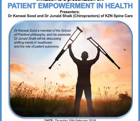 Public Talk: Patient Empowerment in Health