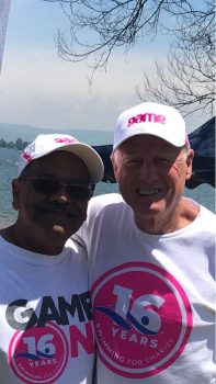 Old Friends Meet up for Midmar Mile